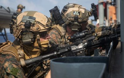 "Fewer US Marines Expected to Shoot ""Expert"" with New Rifle Qual"