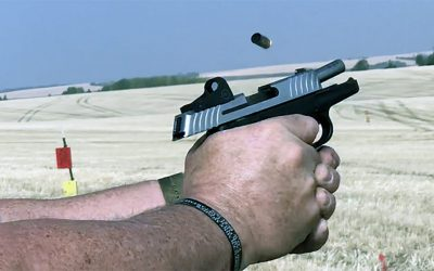 5 Pro Tips to Shoot a Small Semi-Auto Pistol More Effectively, Accurately