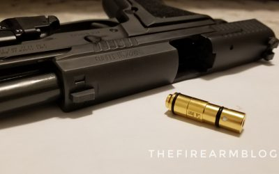 Dry Fire in the 21st Century – Laser Training Cartridges