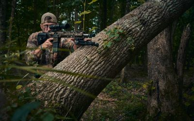 Meet the RAW10 .308 AR from Red Arrow Weapons