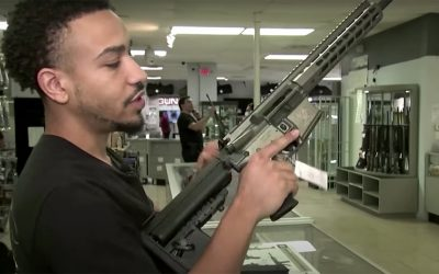 Video: Reported Biden Poll Lead Continues to Drive Gun Sales Across US