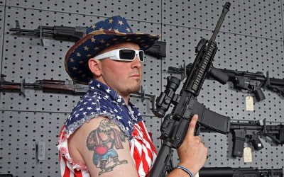 2020 Officially Already Sets New Background Check Record for Firearms