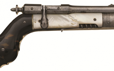 5 Rare and Unusual Guns Seen in December 2020 Rock Island Premier Firearms Auction Catalog