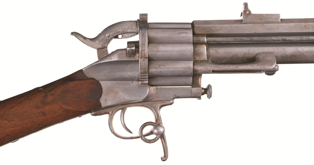 December 2020 Rock Island - LeMat Carbine (3)