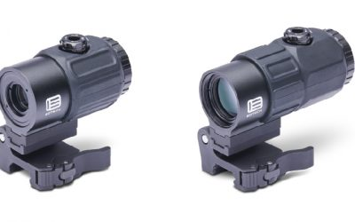 Engage Targets at Greater Range With EOTech 3X G43, 5X G45 Magnifiers