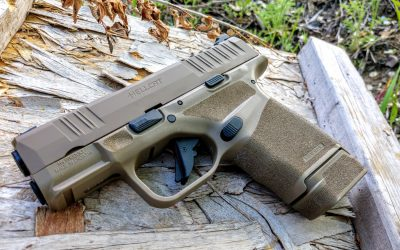"Guns & Ammo 2020 ""Handgun of the Year"" – Springfield Armory Hellcat"