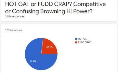 HOT GAT or FUDD CRAP? Born in the United States or Scorn of Good Taste?