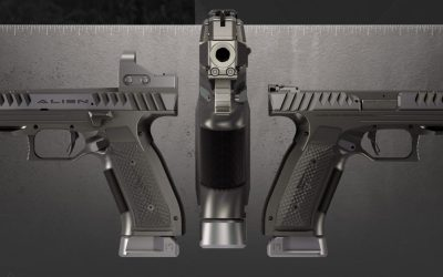 Lancer Announces Laugo Export Approved, Alien Pistols Inbound