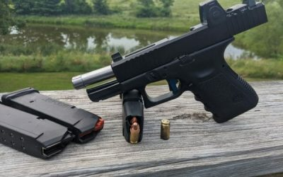 Mounting a Trijicon RMR on a GLOCK 19 Slide from Brownells
