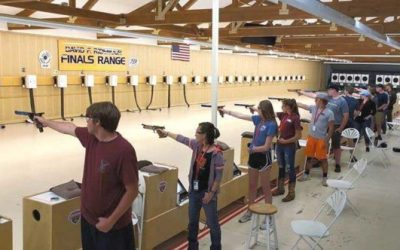 NCAA Pistol Coaches Select SASP As National Governing Body