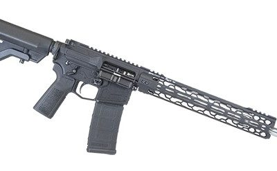 ODIN Tactical Rifle (OTR15) – The First Complete Rifle by ODIN Works