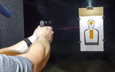 Red Dot vs Laser: A Veteran Lawman's Take on the Pros and Cons of Both