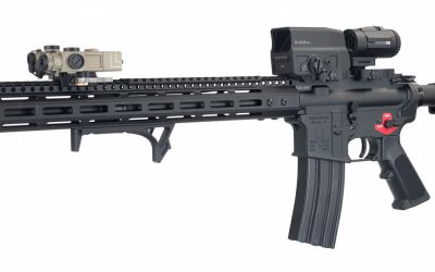TFB Review: Franklin Armory BFSIII M4 Rifle