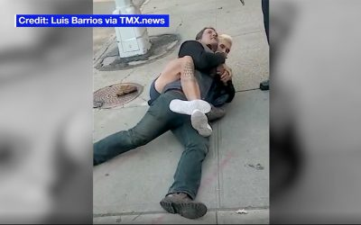 WATCH: Citizen Uses Martial Arts to Stop Kidnapping Attempt in NYC