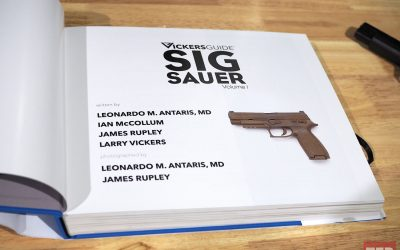 Book Review: Vickers Guide SIG Sauer Vol 1