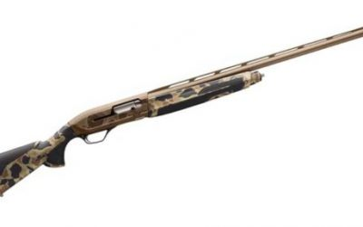 Browning Unveils New Maxus II Wicked Wing Shotgun