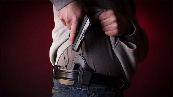 Self Defense Handgun Draw Concealed Carry Holster