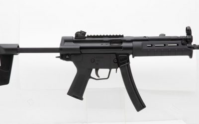 Magpul's MP BSL Arm Brace Brings HK94 & MP5 Pistols a Big Upgrade