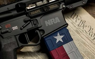 NRA Dumps NY to Reincorporate in Texas, Announces New Strategic Plan