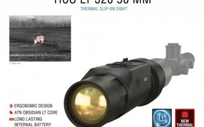 [SHOT 2021] New ATN TICO LT – Thermal Clip-On Sight