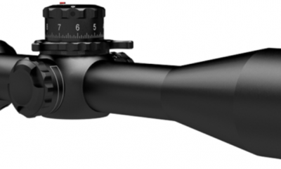 [SHOT 2021] New Kahles Riflescope – K525i Dynamic Long Range
