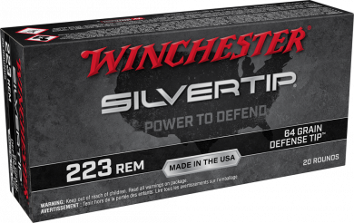 [SHOT 2021] Winchester SILVERTIP Centerfire Rifle and Rimfire Ammunition