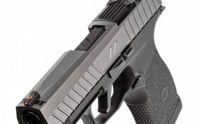 [SHOT 2021] ZEV Tech & SIG Sauer Collaboration – The ZEV Octane Z365XL