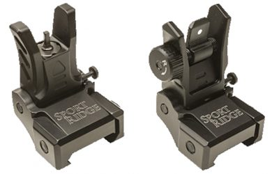 Sport Ridge AR Sights Deliver Low-Profile System for Carbines