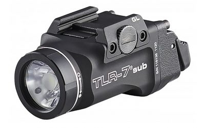 Streamlight TLR-7 Sub: Compact Weapon Light Fits Subcompact Pistols