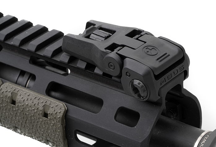 [TFB GUNFEST] Magpul MBUS 3 Next-Gen Backup Iron Sights