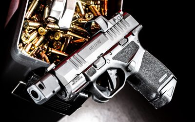 Hellcat RDP: Springfield Unveils New HEX Wasp Red Dot Atop New Pistol