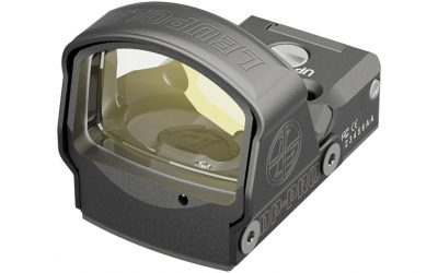 Leupold DeltaPoint Pro: New 6 MOA Dot Delivers Blistering Speed