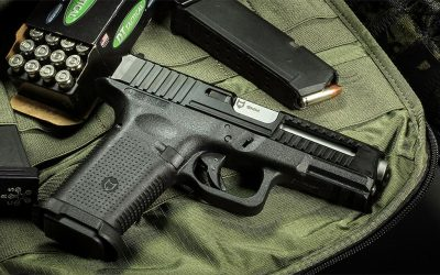 Lone Wolf LTD: Glock-Pattern G19-Sized Pistol for Concealed Carry