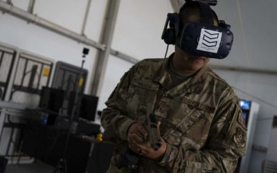 POTD: Virtual Reality Training