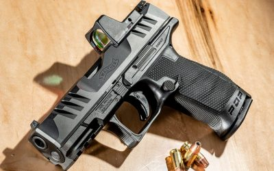 Walther PDP Compact: New 9mm Compact Pistol Features 15+1 Capacity