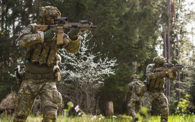 Bundeswehr Rifle Debacle: Germany Set to Select HK416 A8?