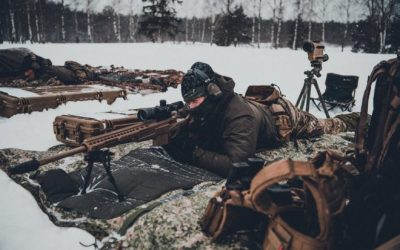 POTD: Accuracy International – 13 Lichte Brigade