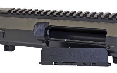ROAM R-10 Magnesium Alloy AR-10 Upper Receivers