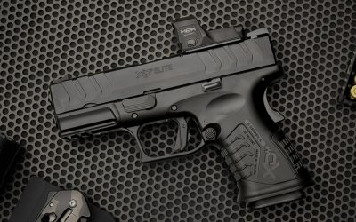 Springfield Armory Unveils XD-M Elite 3.8″ Compact OSP 14+1 Pistol