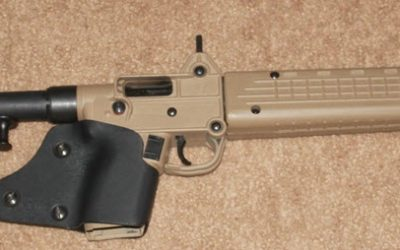 TFB Review: Kel-Tec SUB2000 Featureless Fin Grip Kit