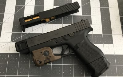TFB Review: Zaffiri Precision Glock 43 Slide and SRC Micro Red Dot