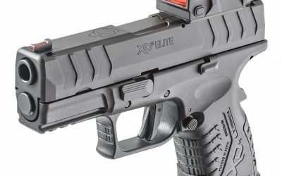 The Springfield Armory XD-M Elite 3.8″ Compact OSP