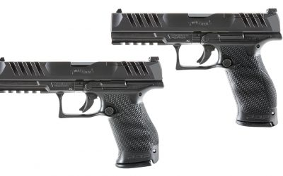 Walther PDP 5″: Line Expands With 5-Inch Models in Full, Compact