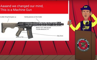 WATCH: Cartoon Video Spoofs ATF and Its Absurd Gun Rulings