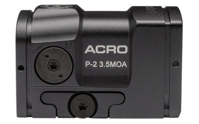 Aimpoint Acro P-2: Rugged Red Dot Built for Carry-Optics Use