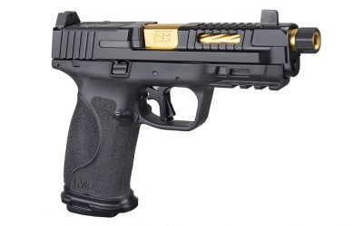 Ed Brown F4: Fueled Series Custom Pistol Revs Up the S&W M&P 2.0