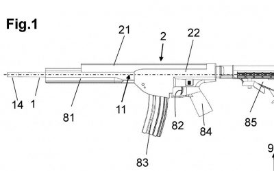 Is It Happening? GLOCK Assault Rifle Patents Emerge