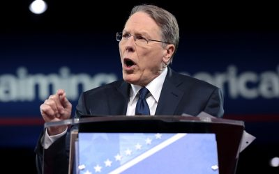 Judge Throws Out NRA Bankruptcy Case, Sets Up New York Showdown