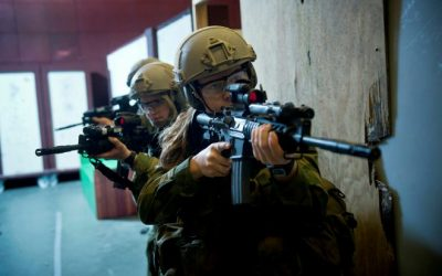 POTD: Jegertroppen – World's First All-Female Special Forces Unit