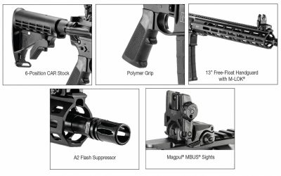 Smith & Wesson Offers M&P15 SBR Through Mil Vet/LEO Program